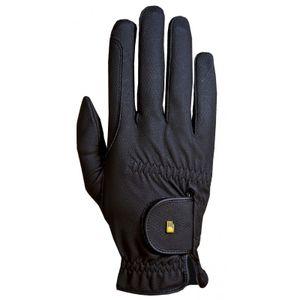 Roeckl Roeck-Grip Winter Riding Gloves - Black