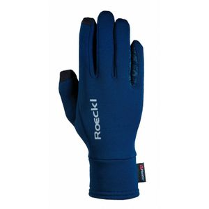Roeckl Weldon Winter Riding Gloves - Navy