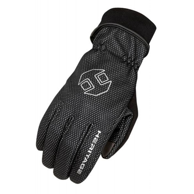 Heritage-Summit-Winter-Riding-Gloves---Black-87944