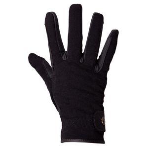 BR Warm Comfort Pro Winter Riding Gloves - Black
