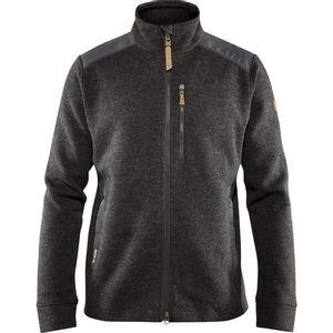 Fjallraven Men's Singi Fleece Jacket - Stone Grey