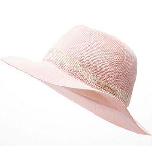 The North Face Women's Packable Panama Hat - Pink Salt