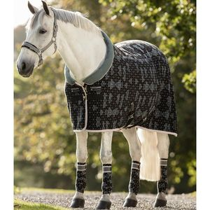 Horseware Fashion Cosy Fleece Cooler - Hexagon