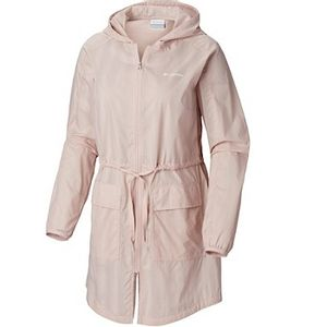 Columbia Women's Work To Play Jacket - Mineral Pink