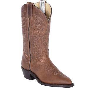 Canada West 7625 Women's Western Boots - Alamo Tan