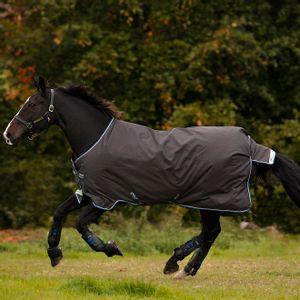Amigo Bravo 12 Original Pony Rainsheet - Excalibur/Strong Blue/Black
