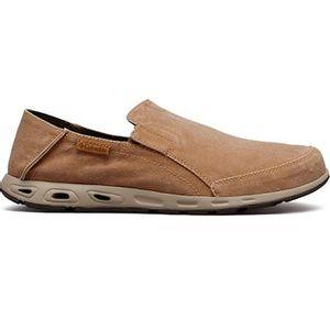 Columbia Men's Sunvent Slip-on Shoes - Elk,Cordovan