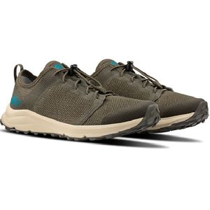 The North Face Men's Litewave Flow Lace II - New Taupe Green/Four Leaf Clover