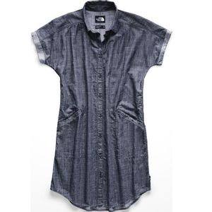 The North Face Women's Sky Valley Dress - Urban Navy Chambray