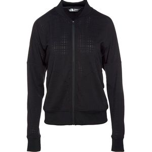 The North Face Women's Dayology Full Zip - Black