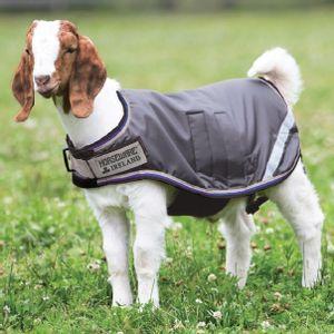 Horseware Ireland 100g Goat Coat - Excalibur/Silver/Strong Blue/Black