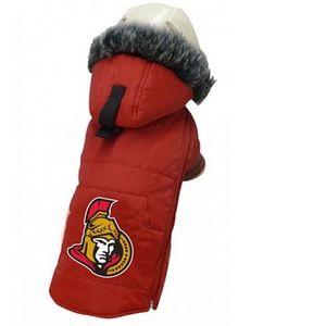 NHL Ottawa Senators Dog Winter Jacket