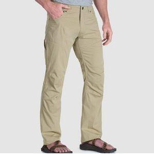Kuhl Men's Kontra Air Pants - Sawdust