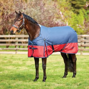Saxon 1200D Midweight Turnout with Gusset