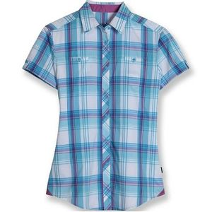 Kuhl Women's Infinite Short Sleeve Shirt - Azure