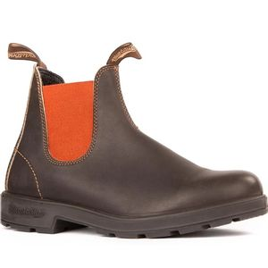 Blundstone Original with Terracotta Elastic (1918) - Stout Brown
