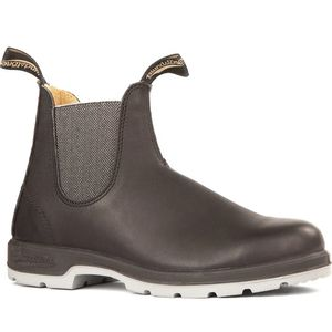 Blundstone Classic Leather Lined (1943) - Black with Grey Sole