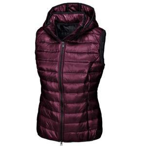 Pikeur Next Generation Iva Quilted Vest - Bordeaux