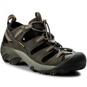 Keen Men's Arroyo II Sandals - Gargoyle/Tawny Olive
