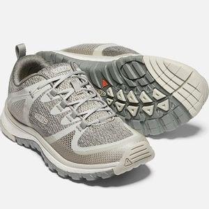 Keen Women's Terradora Vent Hiking Shoes - Rock Ridge/London Fog