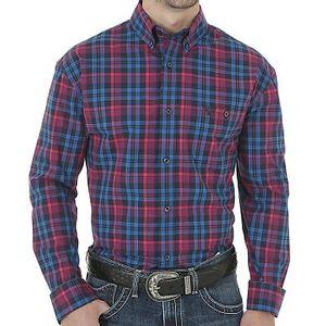 Wrangler Men's 20X Competition Shirt