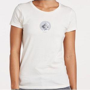 Toad & Co Women's Roar Short Sleeve Tee - Natural