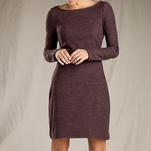 Toad & Co Women's Intermosso Dress - Huckleberry