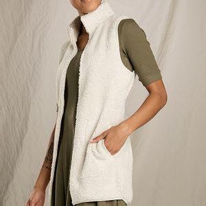 Toad & Co Women's Allie Vest - Oatmeal