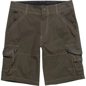 Kuhl Men's Ambush Cargo Shorts - Gun Metal
