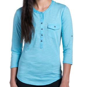 Kuhl Women's Khloe Shirt - Skylight