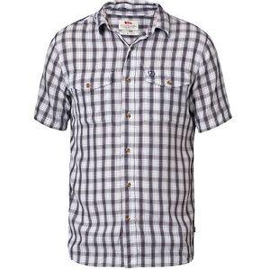 Fjallraven Men's Abisko Cool Short Sleeve Shirt - Bluebird