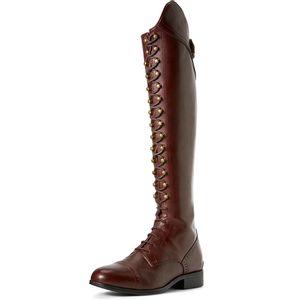 Ariat Women's Capriole Tall Riding Boots - Mahogony