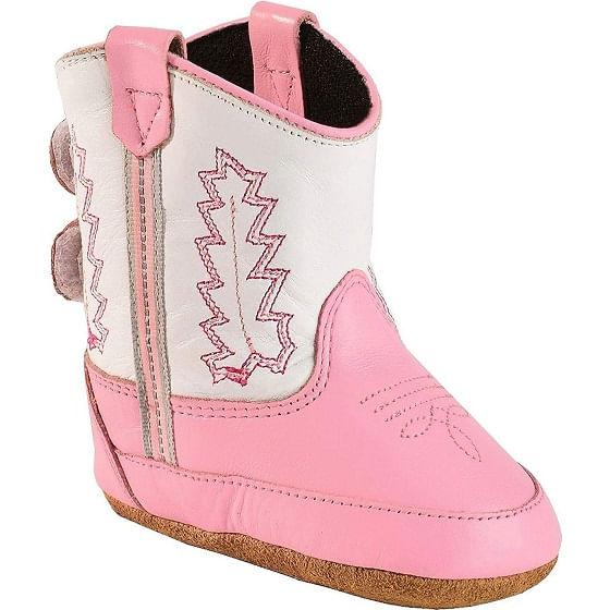Old-West-Infant-Poppet-Cowboy-Boots---Pink-63387