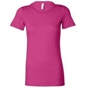 Bella Women's The Favourite Tee - Berry