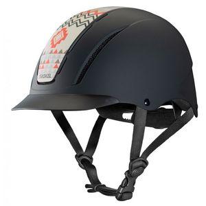 Troxel Spirit Helmet - Crimson Aztec