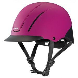 Troxel Spirit Helmet - Raspberry Duratec