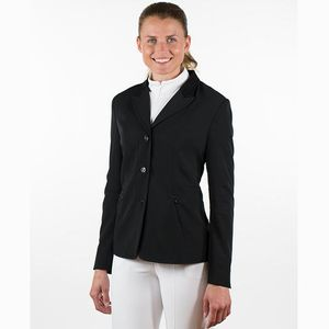 Horze Yvonne Women's Show Jacket - Black