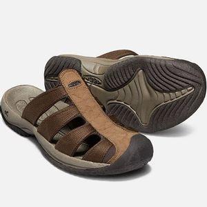 Keen Men's Aruba II Sandals - Dark Earth/Mulch
