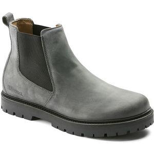 Birkenstock Men's Stalon Oiled Leather Boot - Graphite