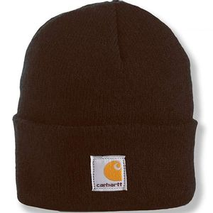 Carhartt Toddler/Youth Acrylic Watch Hat - Mustang Brown