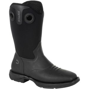 Durango Men's Rebel Rancher Rubber Boot - Black