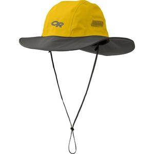 Outdoor Research Seattle Sombrero - Yellow/Dark Grey