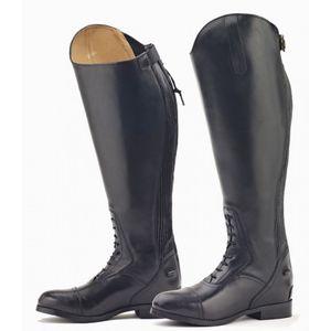 Ovation Flex Plus Field Boots - Black