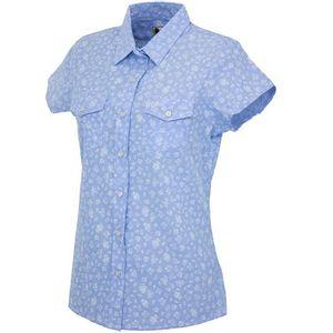 Outback Trading Women's Jillian Shirt - Blue