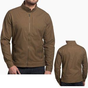 Kuhl Men's Double Kross Jacket - Dark Khaki