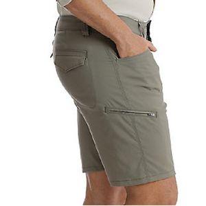 Wrangler Men's Outdoor Utility Shorts - Earth Green