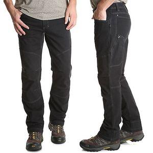 Wrangler Men's Outdoor Utility Pants - Caviar