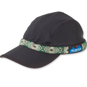 Kavu Unisex Synthetic Strapcap - Black