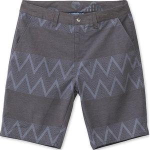 Kavu Men's Dunk Tank Shorts - Stripe Shadow