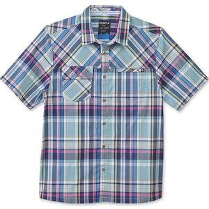 Kavu Men's Boardwalk Short Sleeve Shirt - Island Time
